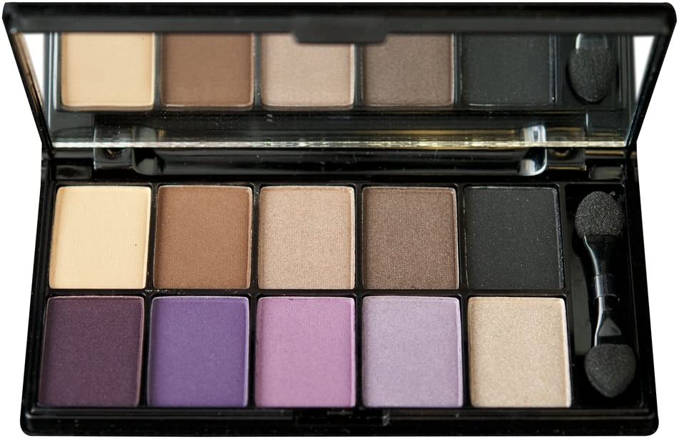 Nyx Cosméticos Runway Collection – Eyeshadow Palette – Versus: Amazon.es: Belleza