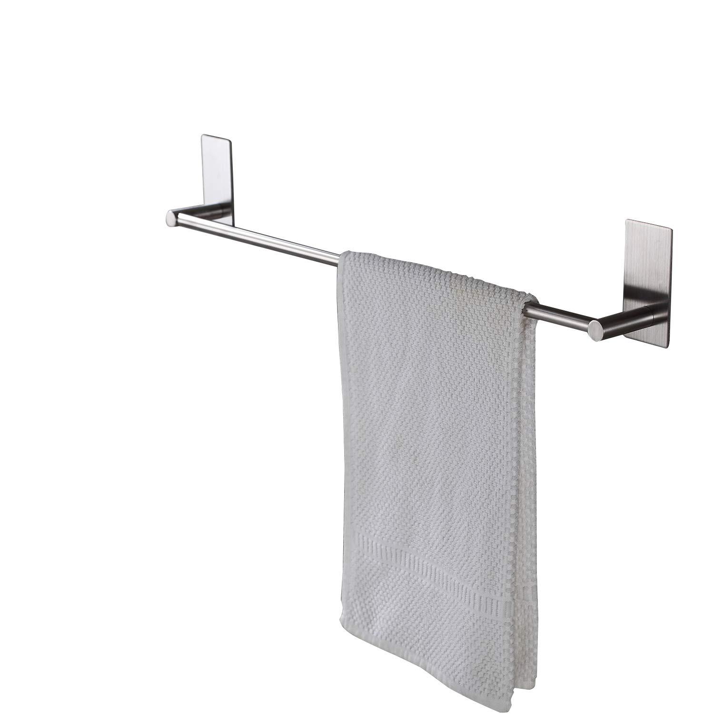 Best adhesive towel racks for bathroom | Amazon.com
