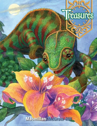 Treasure Bear - Treasures: A Reading/Language Arts Program (Grade 4, Student Edition)