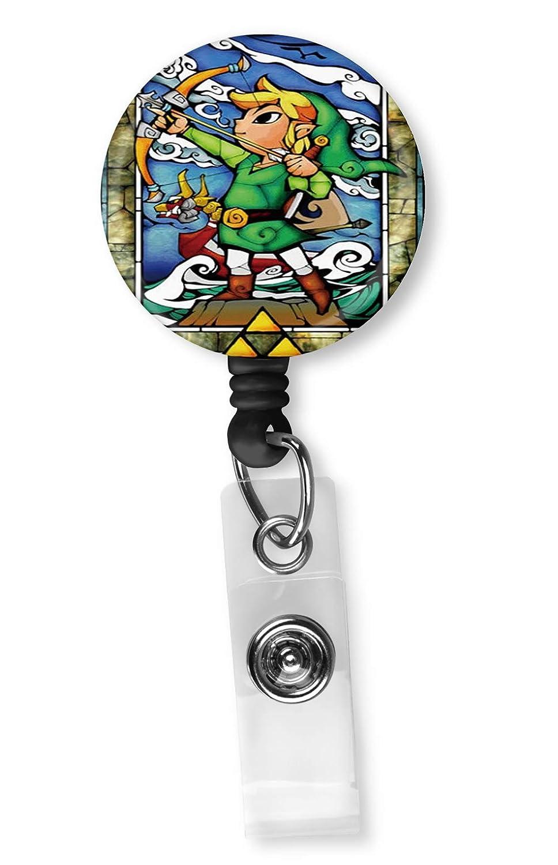 The Legend of Zelda - Carrete de identificación retráctil de ...