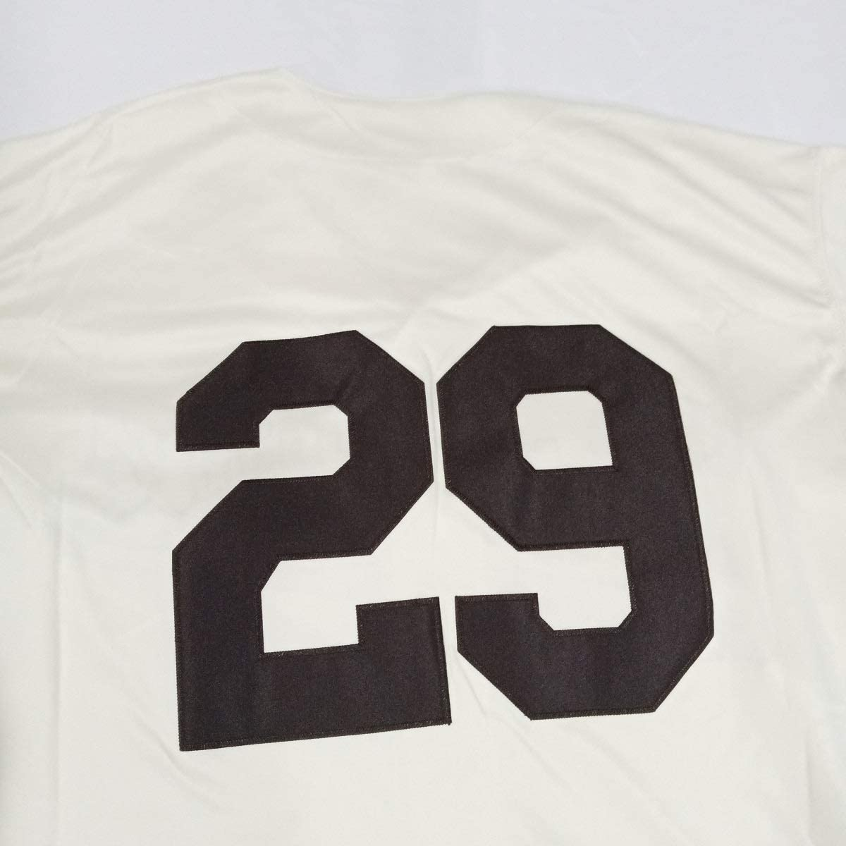 Mens 29 St Louis Browns Satchel Paige 1953 Baseball Jersey Stitched