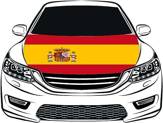 Bandera de España para coche campana, 3,3 x 5ft 100% poliéster ...