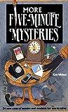 More Five Minute Mysteries, Ken Weber, 156138058X