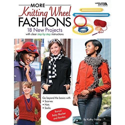 LEISURE ARTS More Knitting Wheel Fashions Book ()