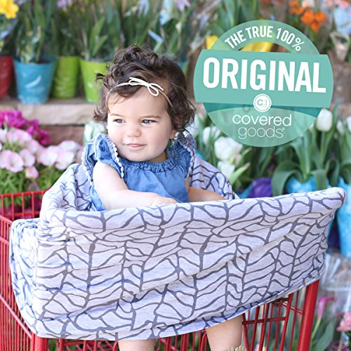 Covered Goods - The Original Multi Use Maternity Breastfeeding Nursing Cover, Infinity Scarf, and Car Seat Cover - Roots by Covered Goods (Image #3)