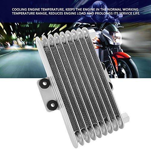Ladieshow Kit radiatore radiatore Olio Autobike Moto Fuoristrada YX 140cc 150cc 160cc Pit PRO Trail Quad Dirt Bike ATV