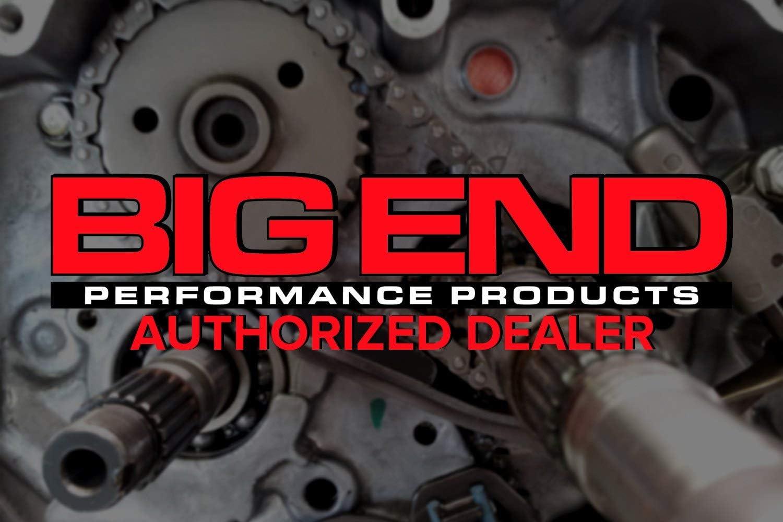Big End Performance 23445 Ptfe Steel Hose End