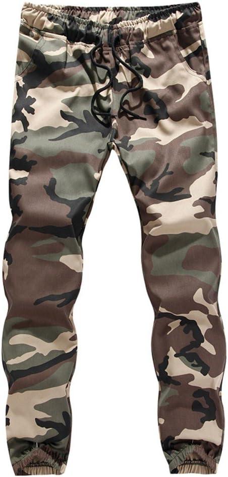 Gusspower Hombre Pantalón Deportivo Jogger Militar Camuflaje Estilo Urbano Pantalones Casuales Tallas Grandes para Hombre Chándal: Amazon.es: Ropa y accesorios