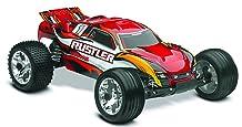Traxxas Rustler XL-5  : la rapide