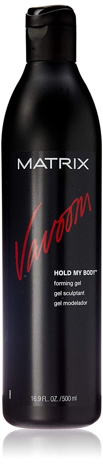 Matrix Vavoom Hold My Body Forming Gel Medium Hold, 16.9 Fl. Oz.