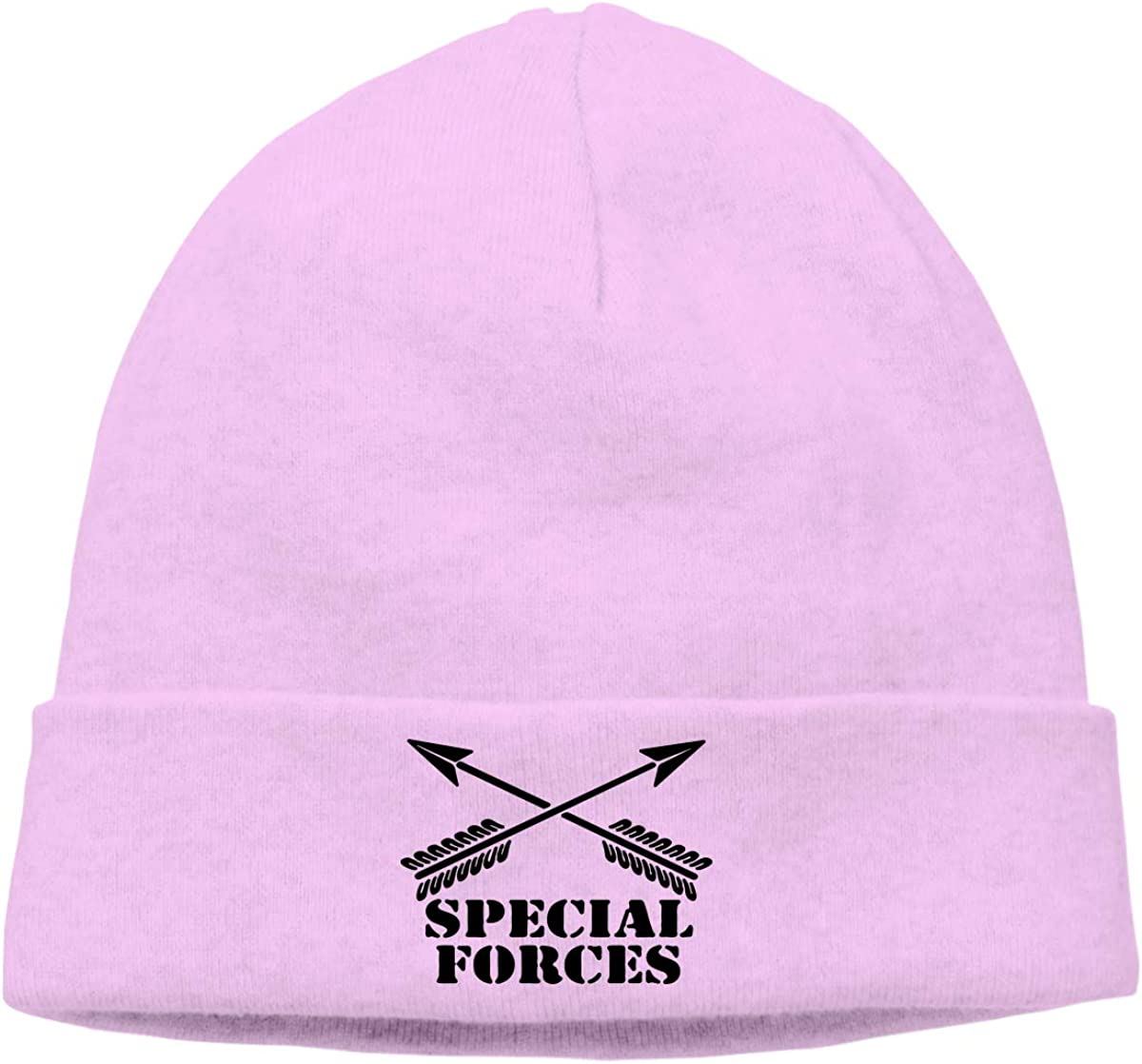Lapptty Cap Army Special Forces Men Women Beanie Hat Knitted Beanie Knit Beanie