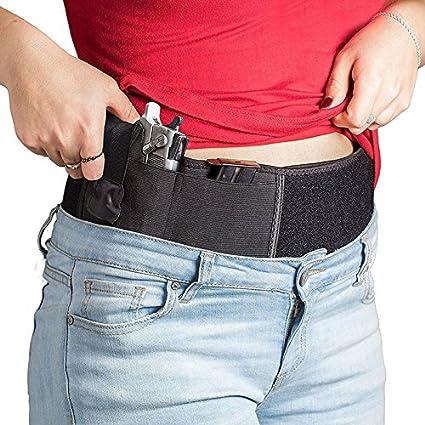 Amazon.com: Cinturón para el ombligo para llevar oculto ...