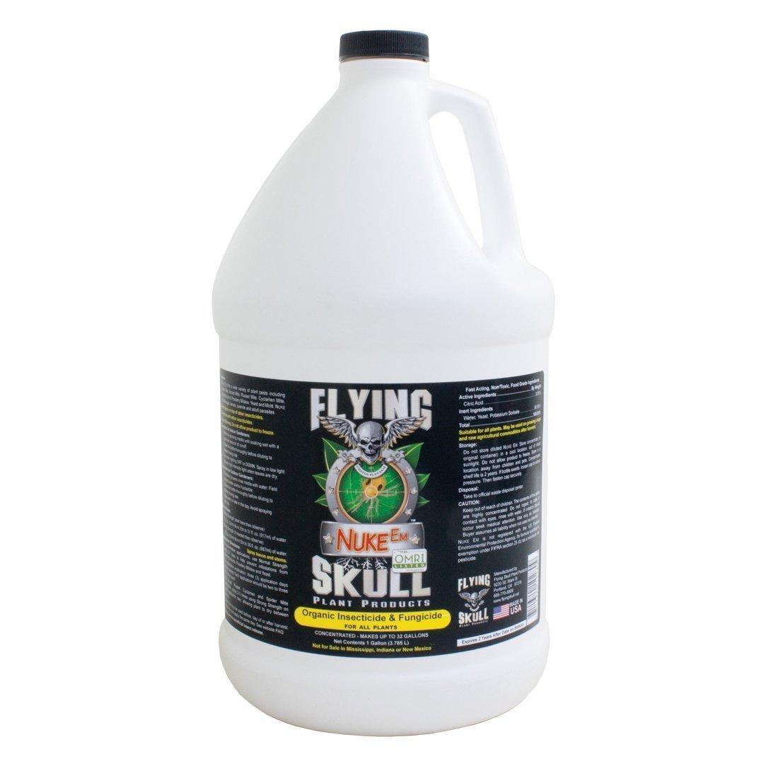 Nuke Em gallon by Flying Skull