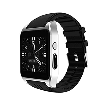 Amazon.com: shengmo x86 Smartwatch WiFi Android 4.4 6 reloj ...