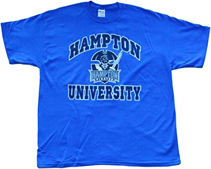 NCAA Hampton Pirates T-Shirt V3