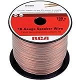 RCA AH16100SN 100 Feet 16-Gauge Speaker Wire
