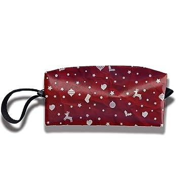 Amazon.com: Monedero de Navidad Merry bolígrafo soporte ...