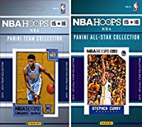NBA Denver Nuggets Licensed 2015-16 Hoops Team Plus All-Star Trading Card Set
