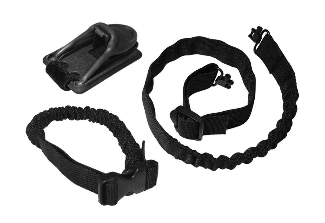 PakRat Shotgun/Rifle Support Kit, Black Adaptive Tactical MSBRG016