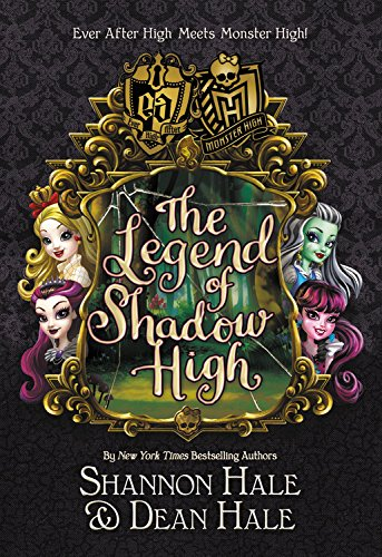 About Monster High - Monster High/Ever After High: The Legend