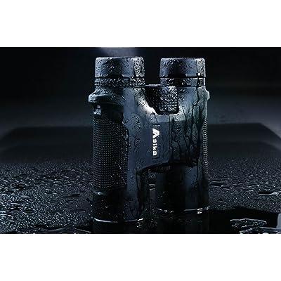 WEBO HOME- 10X42 jumelles de haute puissance à haute définition de vision nocturne imperméable à l'eau de l'azote -Télescope