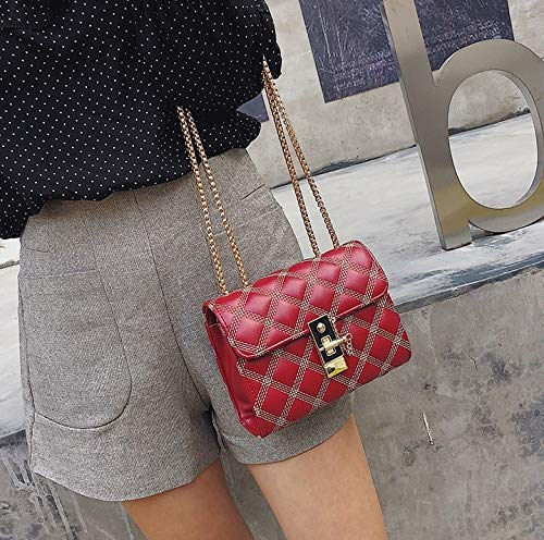 Tracolla Handbag Tracolla Zlulu C catena Wallets Rombal Clutches qgH8W87wp