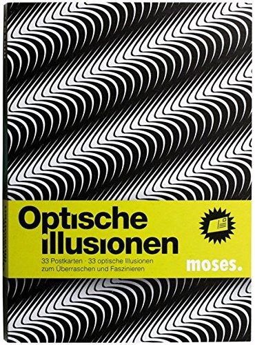 Optische Illusionen Das Postkartenbuch Amazonde Britta Waldmann