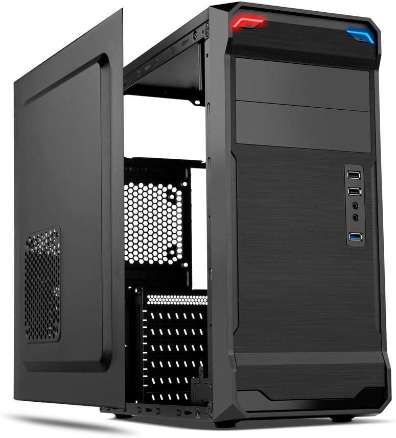 Nox Kore - Caja de ordenador torre ATX, color negro: Nox: Amazon.es: Informática