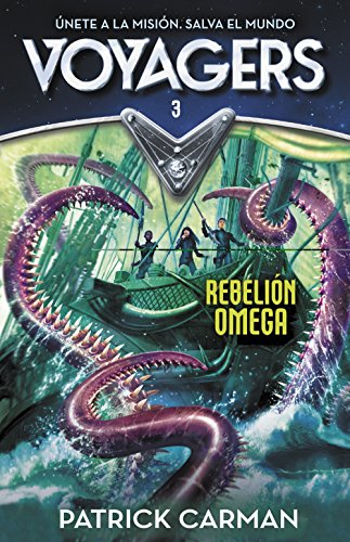 Rebelión Omega (Serie Voyagers 3) (Spanish Edition) Kindle Edition