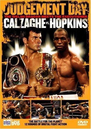 (Calzaghe Vs Hopkins - Judgement Day [2008] Ã'[Non USA PAL Format] by Joe Calzaghe)
