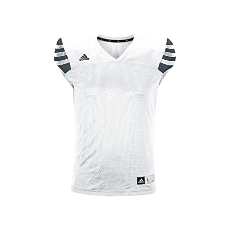 e33d9d984f9dd Amazon.com: NWT adidas Men's Climalite Audible Football Jersey 7379A ...