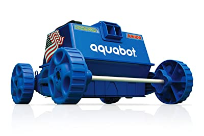 Aquabot Pool Rover Junior Robotic Above Ground Pool Cleaner