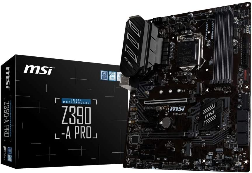 best z390 motherboard for gaming