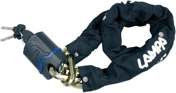 maxi catena antifurto con lucchetto blindato Kiton 120 cm