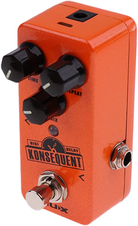 gazechimp NUX NDD-2 Konsequent Digital Delay Pedal De Efecto De ...