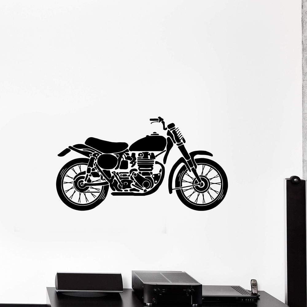 supmsds Transporte Motocicleta Decoración del Garaje Bicicleta ...
