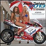 Fast Dates 2013 World Superbike & MotoGP Swimsuit Model Calendar