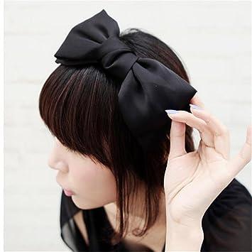 huayang sweet korean style big bowknot hair band bow