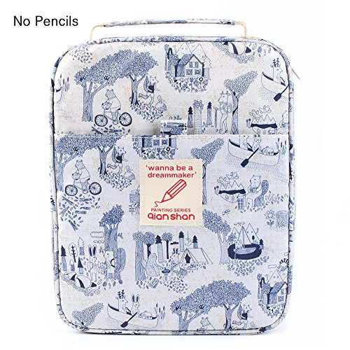 Universal organizer Stationery PencilCase qianshan product image