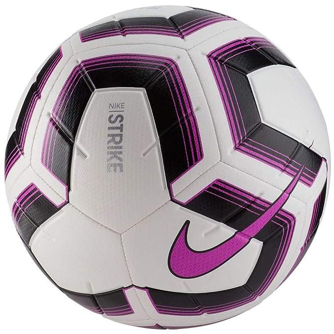 Nike NK Strk Team IMS Balón de fútbol Adultos Unisex, White/Black/Fuchsia Blast/Fuch 5: Amazon.es: Ropa y accesorios