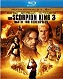The Scorpion King 3: Battle for Redemption (Blu-ray + DVD + Digital Copy + UltraViolet) by Universal Studios