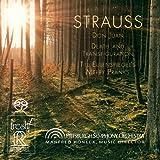 Strauss: Don Juan - Death and Transfiguration - Till Eulenspiegel's Merry Pranks