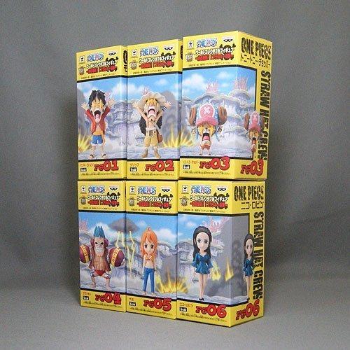日本インポートOne Piece Franky World Collectable figures – Iron Pirate Shogun Franky Iron Shogun – すべてのセット6賞Banpresto B07D8XGDL1, 中津市:115c6ed7 --- amlakpaveh.ir