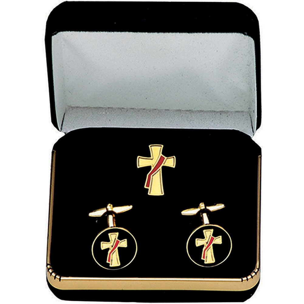 Deacon Cuff Link Set - 482-C