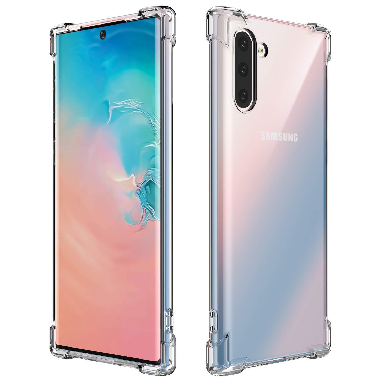 Funda Transparente Y Protectora Para Samsung Note 10
