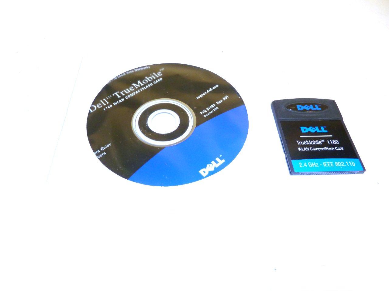 DELL TRUEMOBILE 1180 CF CARD DRIVERS PC