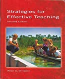 Strategies for Effective Teaching, Ornstein, Allan C., 0697244156
