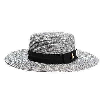 Shining-hat Sombreros de Vestir para Hombre para Mujer ,Retro ...