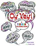 img - for Oy Vey! A Yiddish Coloring Book? book / textbook / text book
