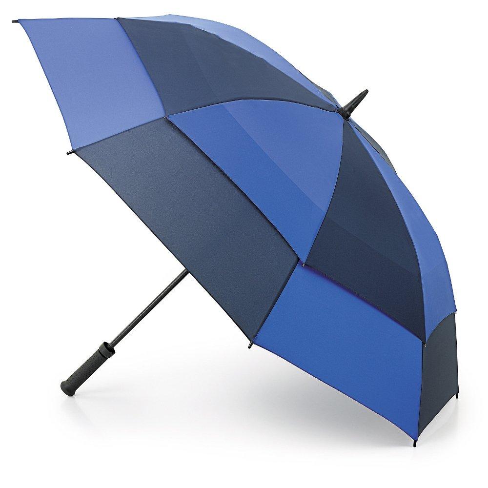 フルトン FULTON ストームシールド 強風 傘 長傘 正規品証明タグ 英国王室御用達 メンズ かさ スポーツ 耐風 大きい S669 AC(ブルーネイビー Blue Navy) B00W15TSPU ブルーネイビー Blue Navy ブルーネイビー Blue Navy